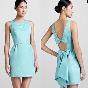 ERIN By Erin Fetherston Bow Detail Dress
